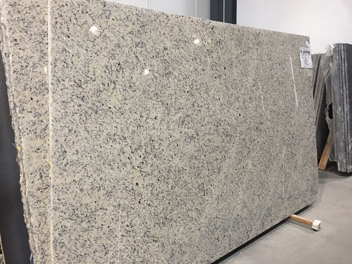 Giallo Ornamental White 3cm Polished Granite #180519-O (ZINI)