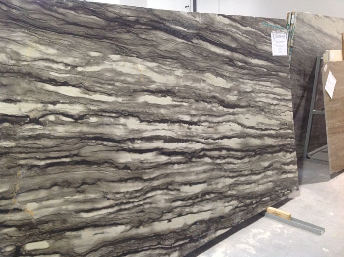 Sequoia Brown 2cm Leathered Marble #130602-O (ANT)