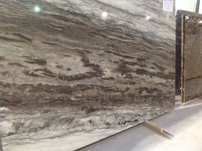 Sequoia Grey 3cm Polished Marble #131004-O (ANT)