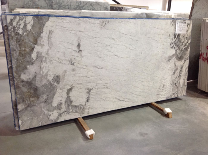 White Princess 3cm Polished Quartzite #170423-O (MGO)