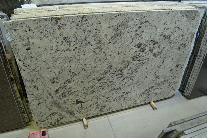 Alaska White 2cm Pol Granite #160111 (LGL)