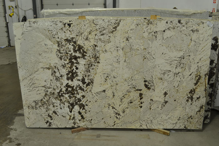 Alpine 2cm Polished Granite #160717 (FAV)