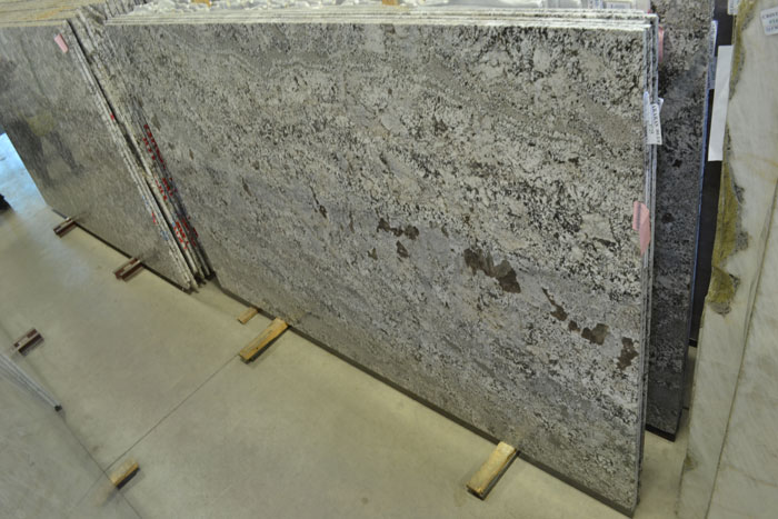 Araras Blue 2cm Polished Granite #160725 (WCG)