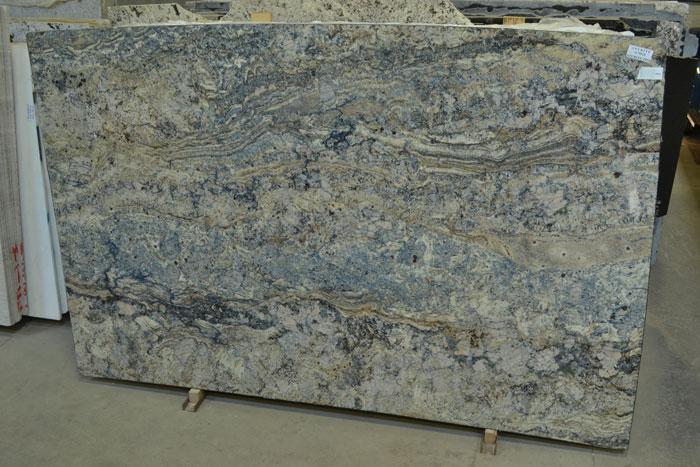 Azurite 2cm Polished Granite #170528 (ZINI)