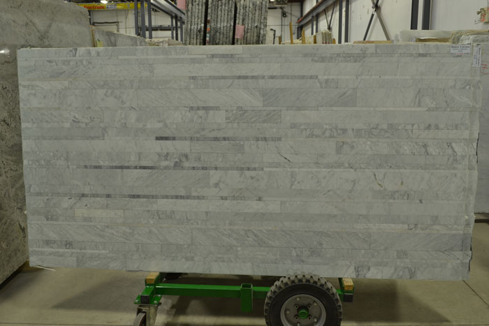 Bianco Carrara 2cm Polished Marble #170121-LVRD-Pol Mar (TORI)