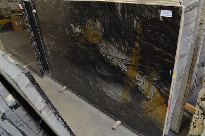Black Phantus 3cm Pol Granite #130710 (MGBN)