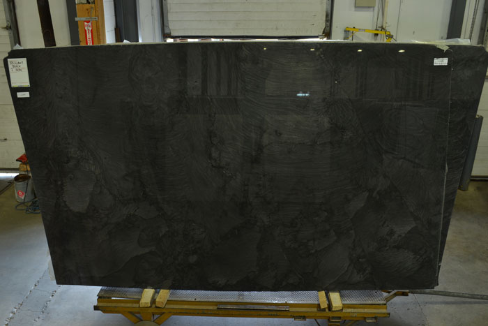 Brilliant Black 2cm Polished Granite #180804 (FAV)