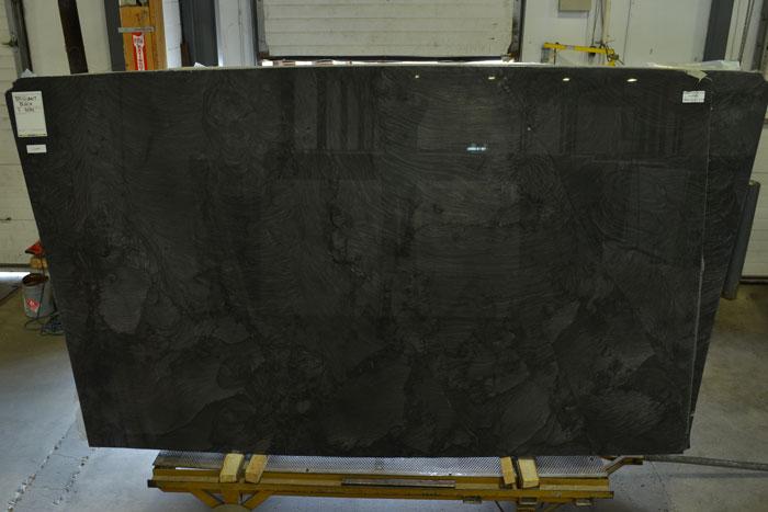 Brilliant Black 2cm Polished Granite #180808 (FAV)