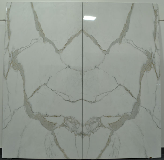 Calacatta Top 6mm 126x63 Porclain (EPIC)