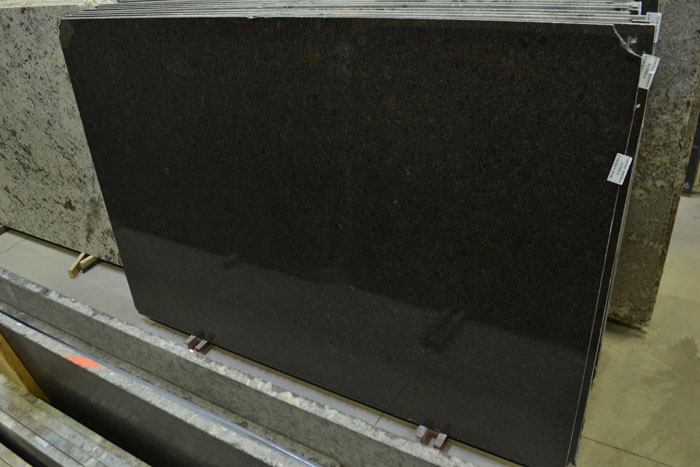 Coffee Brown 2cm Pol Granite #150814 (POK)
