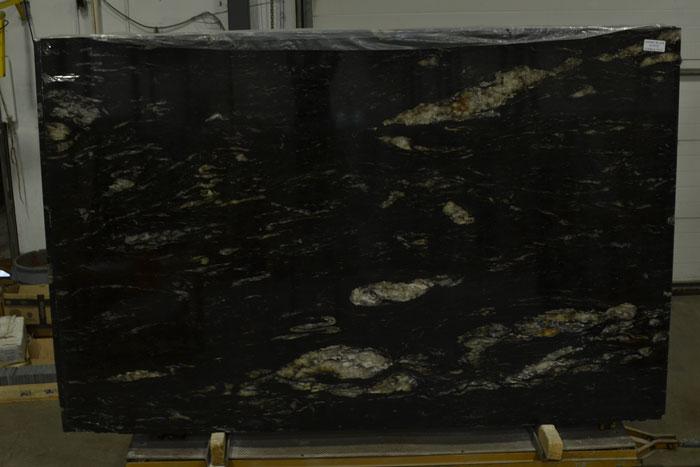Cosmic Black 2cm Polished Granite #170722 (WCG)