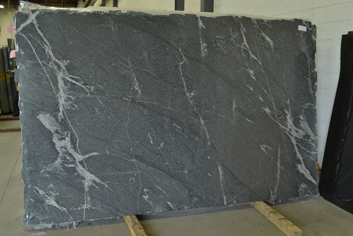 Elegant Grey 2cm Polished Granite #181113-Pol-Lthr (FAV)