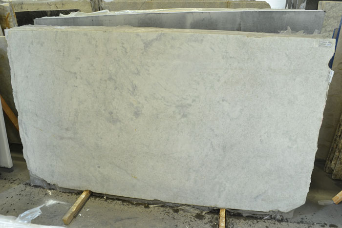 Everest White 2cm Polished Quartzite #120405-QTZ (CAMP)