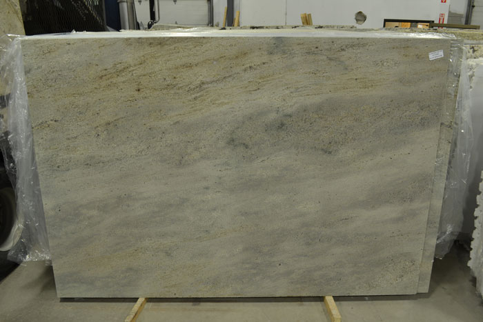 Kashmir Cream 2cm Polished Granite #171006 (GTK)