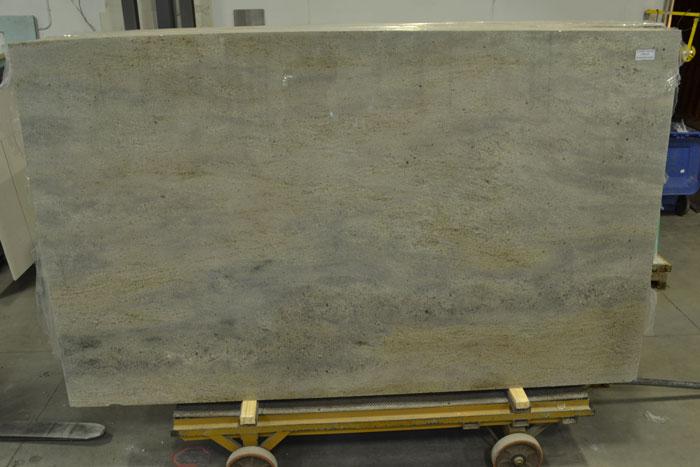 Kasmir Cream 2cm Polished Granite #180119 (GTK) BK2801
