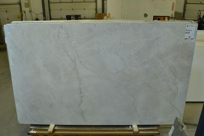Sky White Extra 2cm Polished Quartzite #180905-QTZ (FAV)