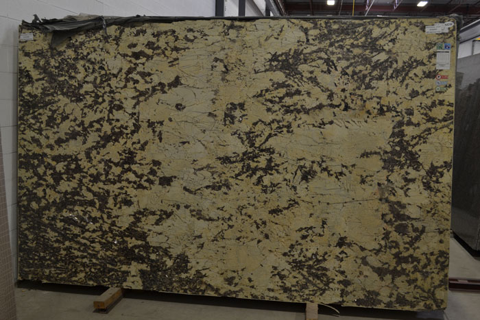 Splendor Gold 2cm Pol Granite #120305 (VSG)