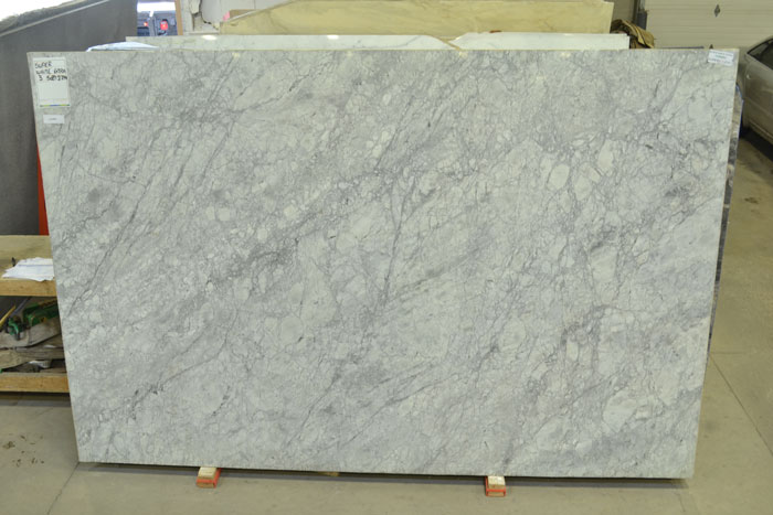 Super White Extra 2cm Polished Granite #180804 (FAV)