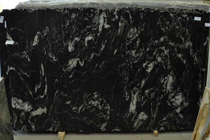 Titanium 2cm Polished Granite #170626 (ZINI)