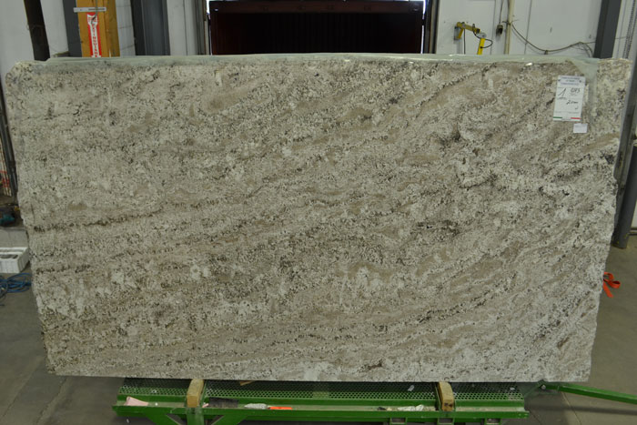 Torroncino White 2cm Polished Granite #170609 (FAV)