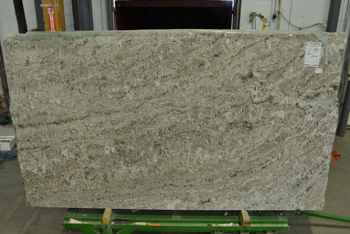 Torroncino White 2cm Polished Granite #170609 (FAV)