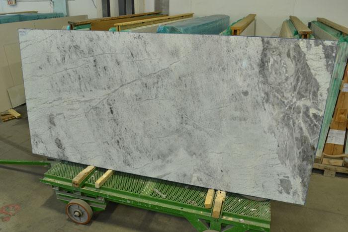White Princess 3cm Polished Quartzite #170423-QTZ (MGO)