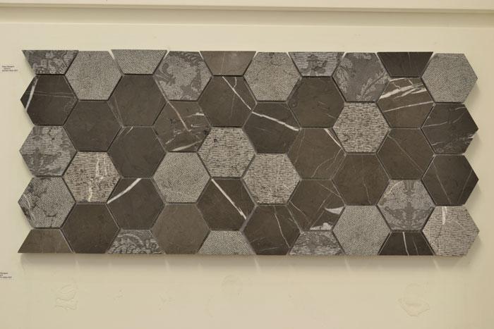 Aster Hexagon 12x12.5 ASTER-HEX-PET