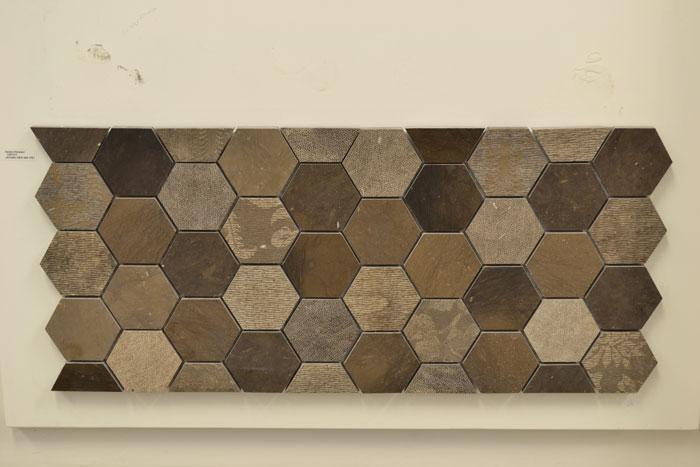 Jacana Hexagon 12x12.5 JACANA-HEX-WX-PET