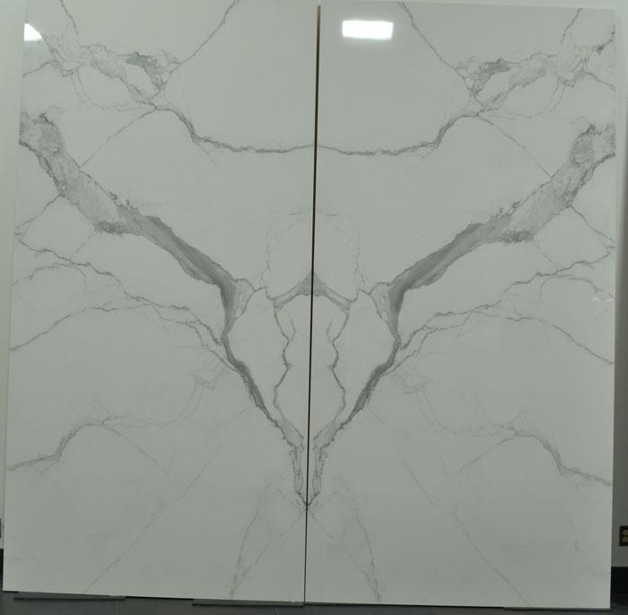Classici Statuario (Face A&B) 6mm 126x63 Porcelain (REX)-O