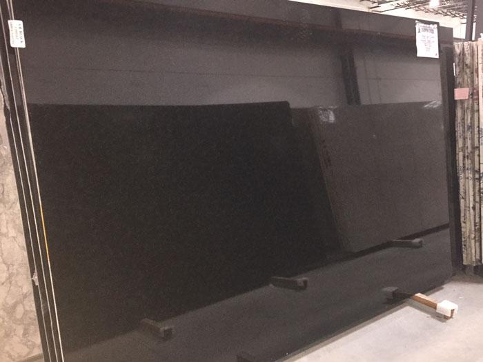 Absolute Black (AB) 3cm Polished Granite -O