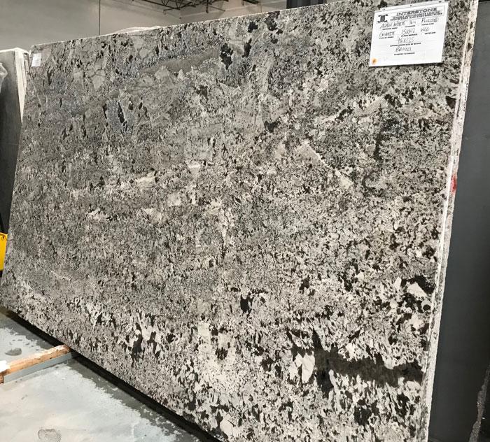 Aspen White 3cm Polished Granite #151002-O (WCG)