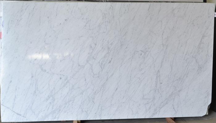 Bianco Carrara 2cm Polished SCS Marble #200106-O Pol Mar (MGO)