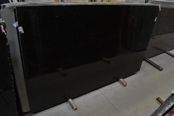 Black Pearl 3cm Polished Granite-O