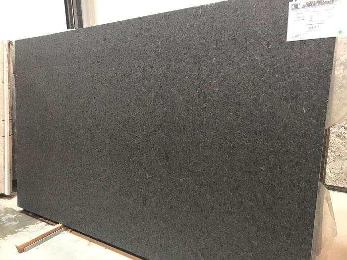 Black Pearl LEATHERED 3cm Granite (OTTAWA)