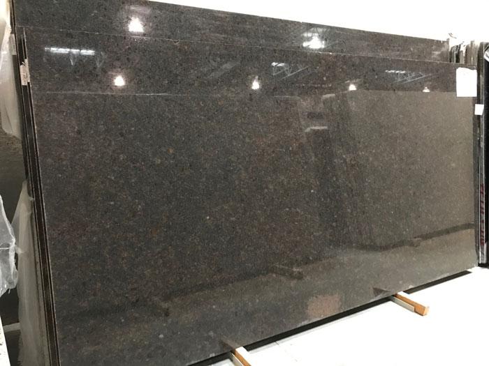 Coffee Brown 3cm Polished Granite #190912-O (STP)