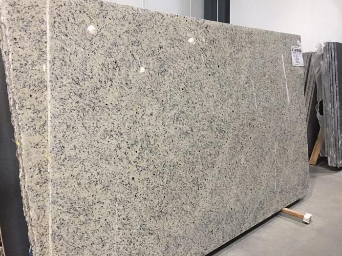Giallo Ornamental White 3cm Polished Granite (ZINI)-O