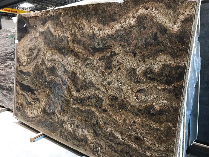 Magma 3cm Polished Granite #200506-O (ZINI)