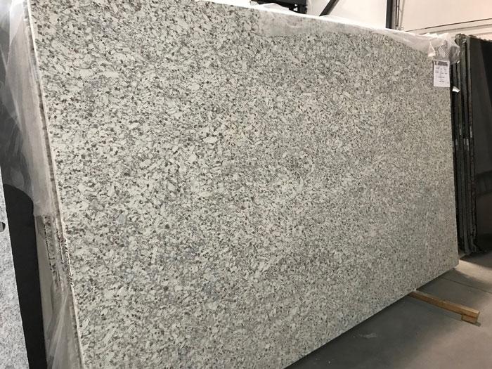 Moon White 3cm LEATHERED Granite #191007-O (STP)
