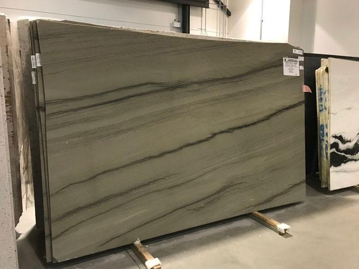 Nebel Grey 3cm Polished Quartzite #190408-O (MGO)