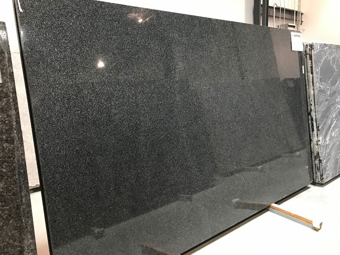 Nero Impala 3cm Polished Granite #170615-O (GMRT)