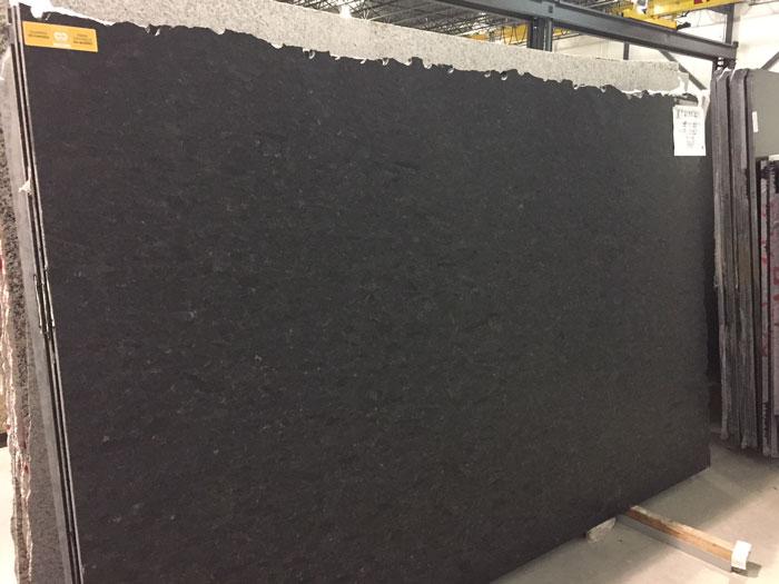 ST. HENRY Black 3cm Antiqued Granite (PLY)-O