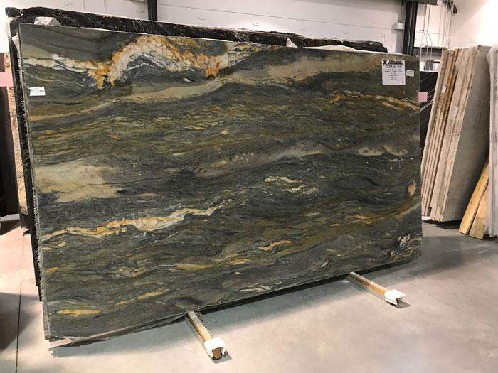 Santorini 3cm Polished Quartzite #190106-O (ZINI)