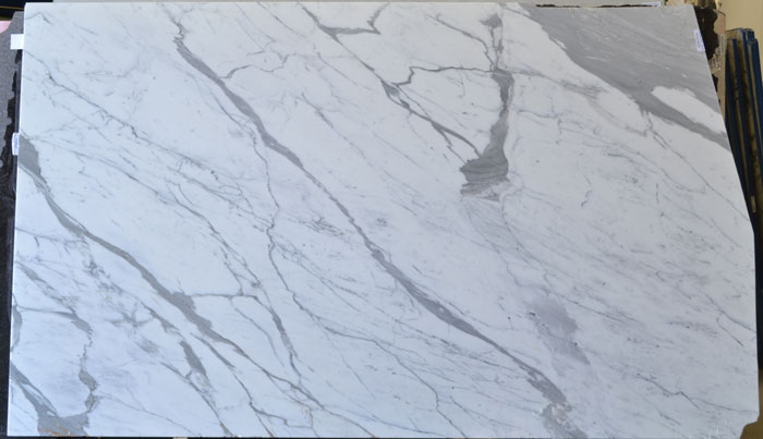 Statuario 2cm Polished SCS Marble #200106-O Pol Mar (MGO)