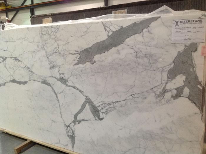 Statuario Extra Premium 3cm Polished Marble #140403-O (BON)