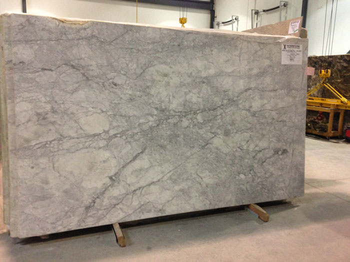 Super White Extra 3cm Polished Quartzite #160525-O (MGO)