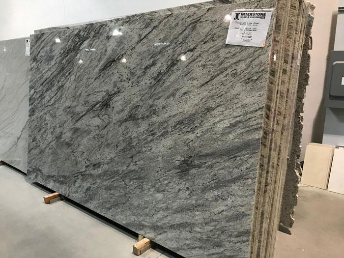 Thunder White 3cm Polished Granite #190219-O (STP)