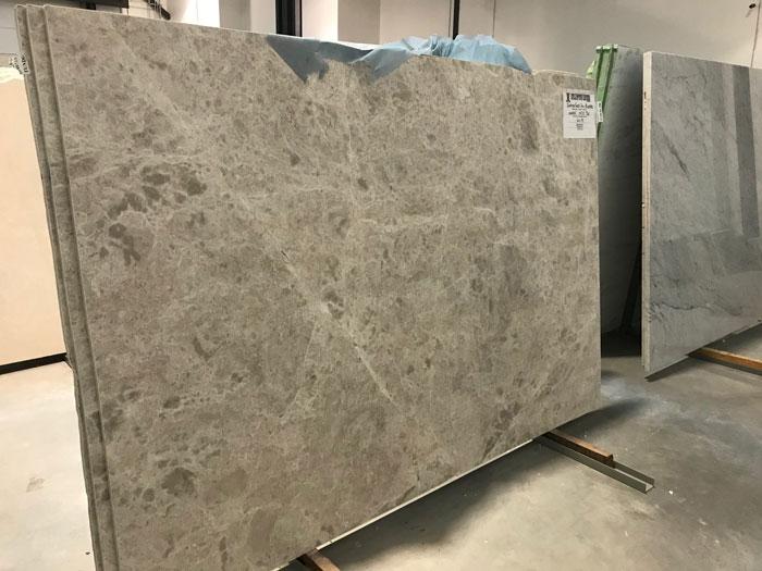 Tundra Grey 2cm Polished Marble #140715-O Pol Mar (TRK)