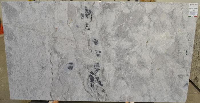 Arctic Ocean 2cm Polished Quartzite #210110-QTZ (FAV)