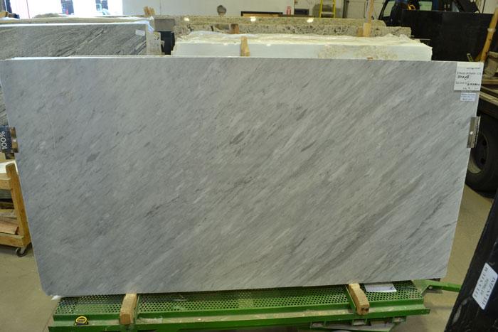Bianco Carrara 2cm Polished Marble #170907-Pol Mar (ANT)