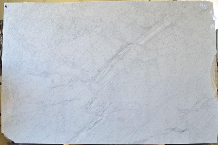 Bianco Carrara 2cm Polished Marble #210614-Pol Mar (MARG)